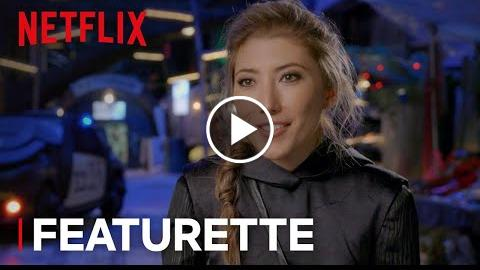 Altered Carbon  Fight For Your Life [HD]  Netflix