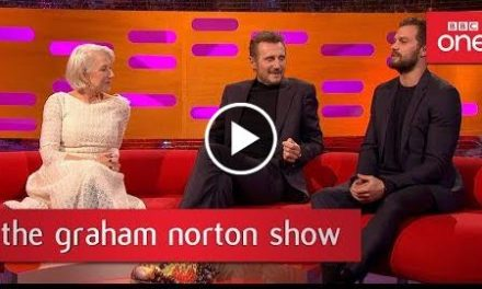 Jamie Dornan made himself some fake pubic hair  – The Graham Norton Show – BBC One