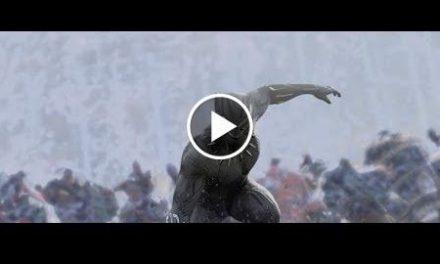Black Panther – Lets Go TV Spot