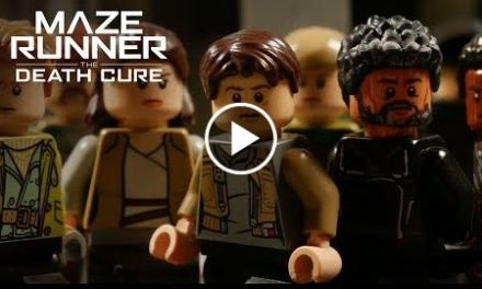 Maze Runner: The Death Cure  Lego Trailer  20th Century FOX