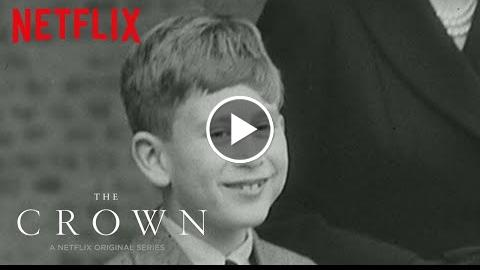 The Crown  Growing Up Royal  Netflix