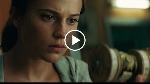 """TOMB RAIDER – """"Begins"""" :30 (Not Yet Rated)"""