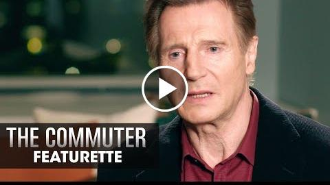 The Commuter (2018 Movie) Official Featurette  Liam Neeson, Vera Farmiga, Patrick Wilson
