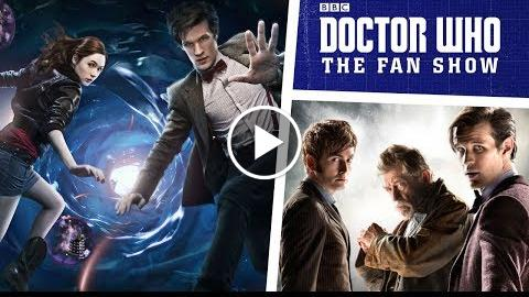 Steven Moffat On Matt Smith's Era, Writing The 50th Anniversary & MORE! – Doctor Who: The Fan Show