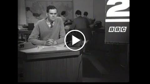 The first ever 10 minutes of BBC Two –  History of the BBC