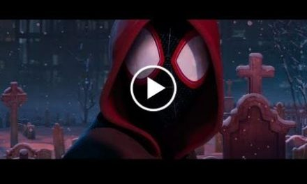 Spider-Man: Into The Spider-Verse Trailer UK  Official Marvel  HD