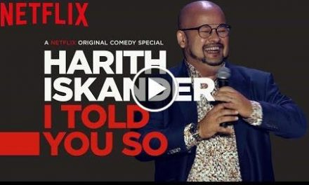 Harith Iskander: I Told You So  Official Trailer [HD]  Netflix