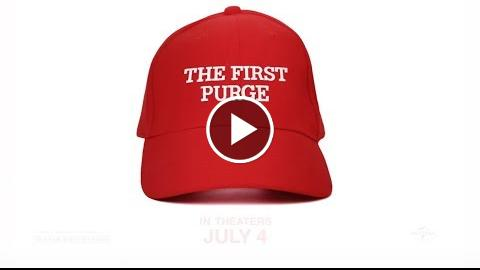 The First Purge Announcement – In Theaters July 4