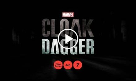 Marvels Cloak & Dagger Sneak Peek  Exclusively on Freeform