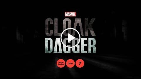 Marvels Cloak & Dagger Sneak Peek  Exclusively on Freeform