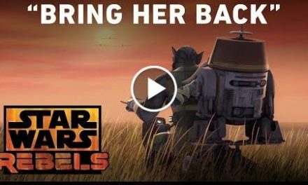 "Bring Her Back – ""Jedi Night"" Preview  Star Wars Rebels"