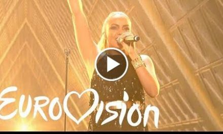 """Goldstone performs """"I Feel the Love"""" – Eurovision: You Decide 2018 – BBC"""
