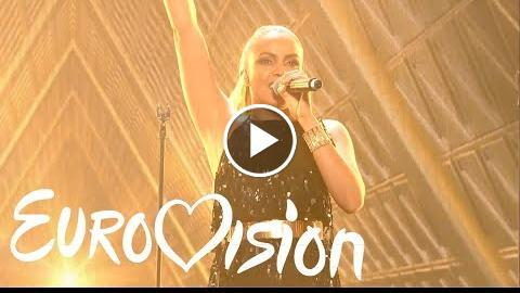 "Goldstone performs ""I Feel the Love"" – Eurovision: You Decide 2018 – BBC"