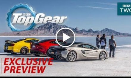 Top Gear Season 25 PREVIEW – BBC Two