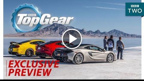 Top Gear Season 25 PREVIEW – BBC Two