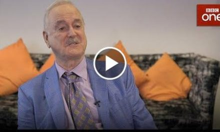 Interview with Alison Steadman and John Cleese – Hold the Sunset – BBC One