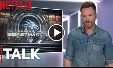 The Joel McHale Show With Joel McHale  Ultimate Beastmaster  Netflix