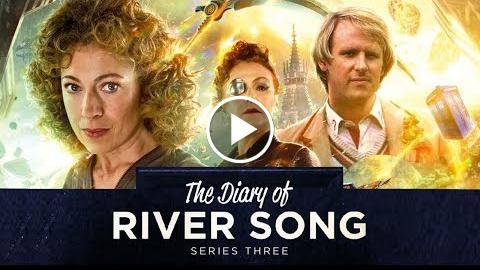 River Song Meets The Fifth Doctor – The Diary of River Song: Series 3 Trailer – Doctor Who