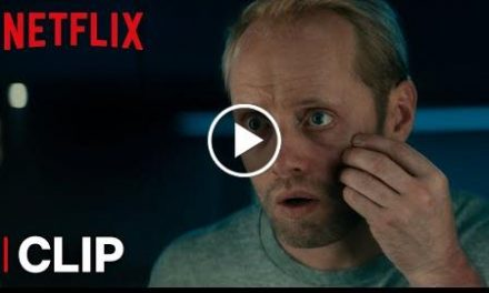 THE CLOVERFIELD PARADOX  Clip: The Eye  WATCH NOW  NETFLIX