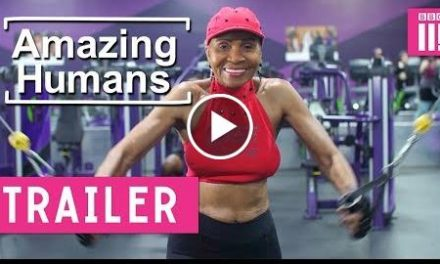 Amazing Humans: Series 4  Trailer – BBC Three