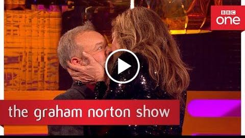 Graham gets Hollywood kissing tips – The Graham Norton Show – BBC One
