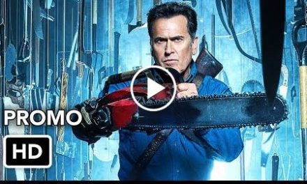 "Ash vs Evil Dead 3×02 Promo ""Booth Three"" (HD) Season 3 Episode 2 Promo"