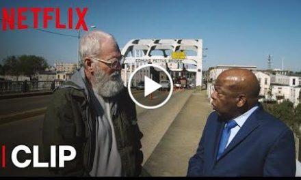 Obama on John Lewis and the Edmund Pettus Bridge  My Next Guest Needs No Introduction  Netflix