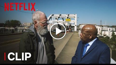 Obama on John Lewis and the Edmund Pettus Bridge  My Next Guest Needs No Introduction  Netflix