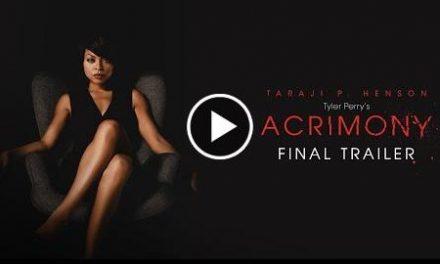 Tyler Perrys Acrimony (2018 Movie) Final Trailer  Taraji P. Henson