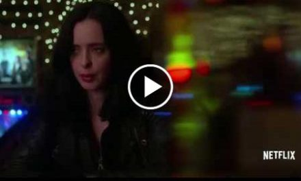Marvels Jessica Jones – Season 2 Trailer UK  Official Marvel  HD