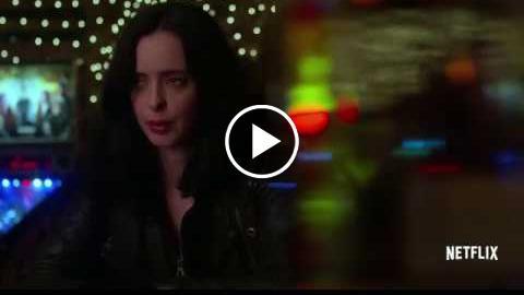 Marvels Jessica Jones – Season 2 Trailer UK  Official Marvel  HD