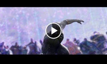 Marvel Studios' Black Panther – Pray