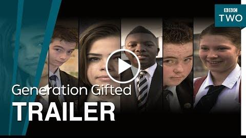 Generation Gifted: Trailer – BBC Two