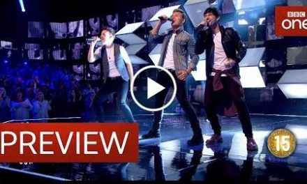 Triple Fret perform for The 100 – All Together Now: Episode 3 Preview – BBC One