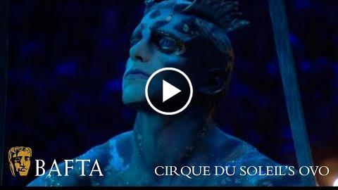 Cirque du Soleil's OVO at the BAFTAs – The British Academy Film Awards: 2018 – BBC One