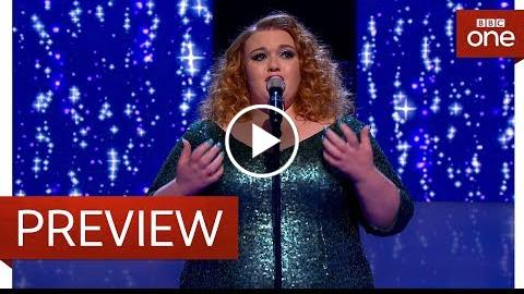Rachel L Stephens perform for The 100 – All Together Now: Episode 5 Preview – BBC One