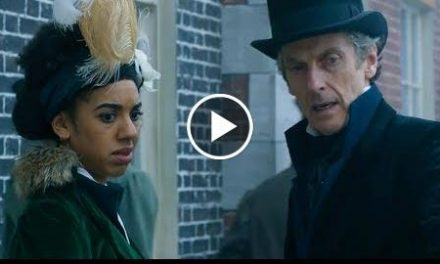 Walking on the River Thames – Thin Ice – Doctor Who – BBC