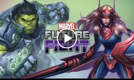 Marvels Action RPG Mobile Game Marvel Future Fight Joins Funko Pop!