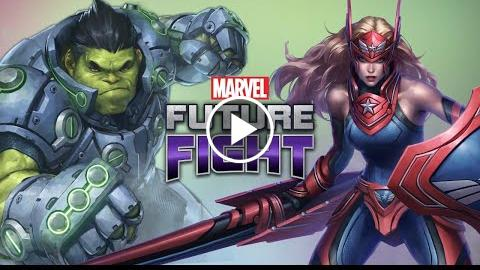 Marvels Action RPG Mobile Game Marvel Future Fight Joins Funko Pop!