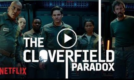 THE CLOVERFIELD PARADOX  PREMIERES TONIGHT  NETFLIX