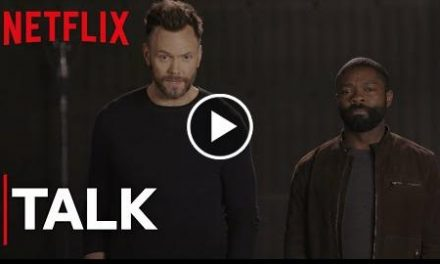 The Joel McHale Show  David Oyelowo's Shameless PSA  Netflix