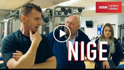 Nige – Six Nations 2018 – BBC Wales