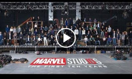 Marvel Studios 10th Anniversary Announcement  Class Photo Video