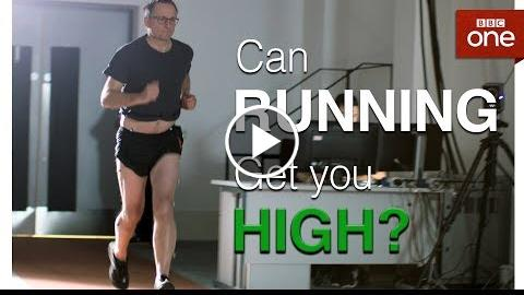 Can Running Get You High? – The Truth About Getting Fit – BBC One
