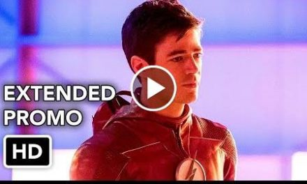 "The Flash 4×15 Extended Promo ""Enter Flashtime"" (HD) Season 4 Episode 15 Extended Promo"