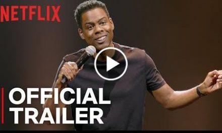 Chris Rock: Tamborine – Stand-Up Special  Official Trailer [HD]  Netflix