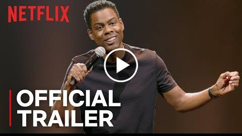 Chris Rock: Tamborine – Stand-Up Special  Official Trailer [HD]  Netflix