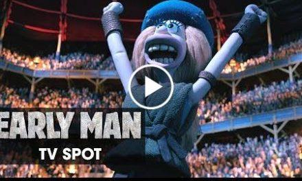 Early Man (2018 Movie) Official TV Spot  Falling – Eddie Redmayne, Tom Hiddleston