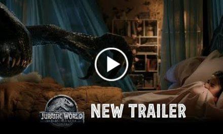 Jurassic World: Fallen Kingdom – Official Trailer #2 [HD]