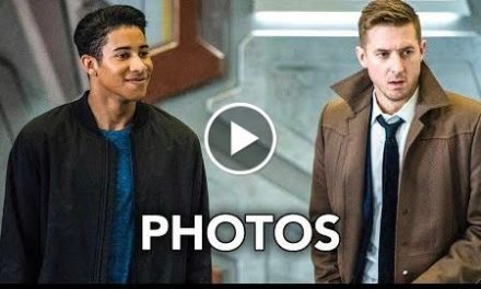 """DC's Legends of Tomorrow 3×13 Promotional Photos """"No Country for Old Dads"""" (HD) Wally West"""